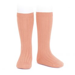 Condor Rib Knee High Socks Peon