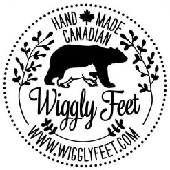 Wiggly Feet Footwear Logo