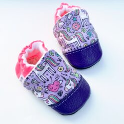 Mermaid Baby Shoe