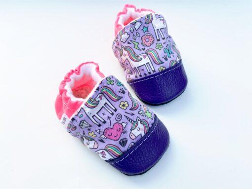 Mermaid Baby Shoe