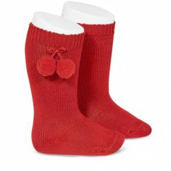 Col550_pom socks