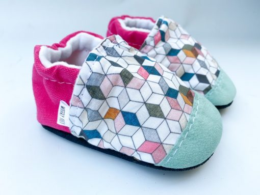 Opaline Low Rise Baby Shoes