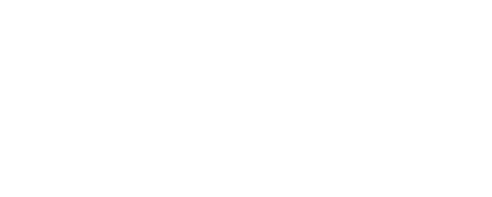 Wiggly Feet Text Logo White